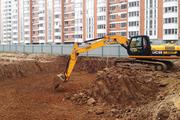 Земляные и строительные работы на объекте заказчика