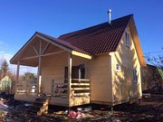 Строим каркасны и брусовые Дома и бани в Бешенковичах - foto 1