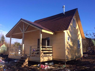 Строительство каркасных и брусовых Домов и бань в Бегомле - main