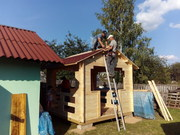 Беседка Деревянная Комфорт 3х3 в Витебске - foto 0